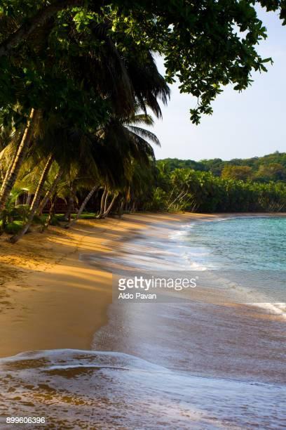 Sao Tomé and Principe, Principe island, Bom Bom beach