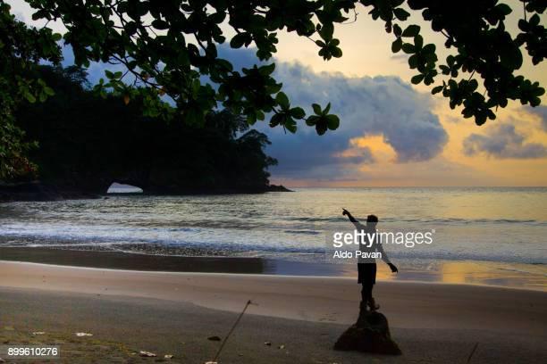 Sao Tomé and Principe, Sao Tomé island