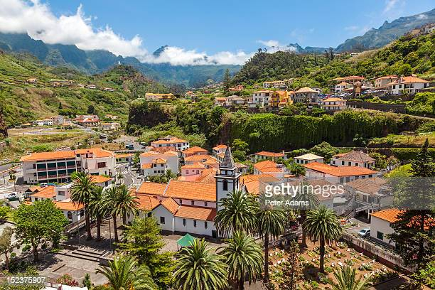 sao vicente, madeira, portugal - lareira stock pictures, royalty-free photos & images
