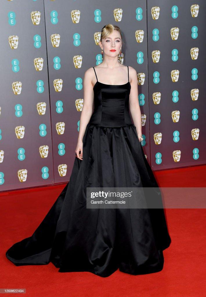 EE British Academy Film Awards 2020 - Red Carpet Arrivals : News Photo