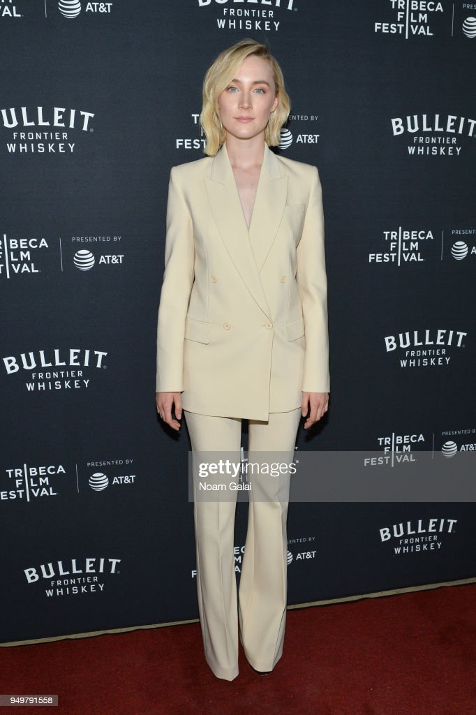 "Bulleit Wrapped ""The Seagull"" Premiere At Tribeca Film Festival With A Spirited Afterparty"