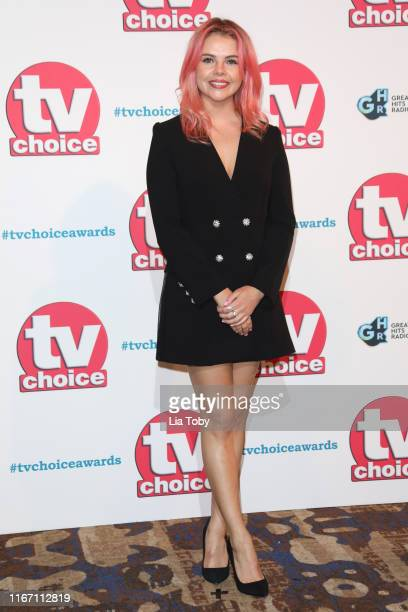 SaoirseMonica Jackson attends The TV Choice Awards 2019 at Hilton Park Lane on September 9 2019 in London England