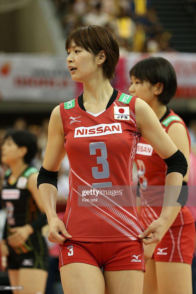 Japan v Algeria - FIVB Women's Volleyball World Cup Japan 2015