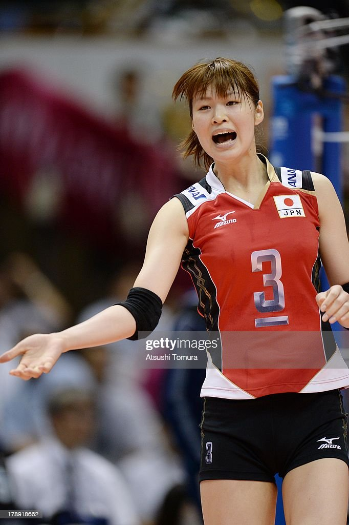 Japan v China - FIVB World Grand Prix Sapporo 2013 Day 4