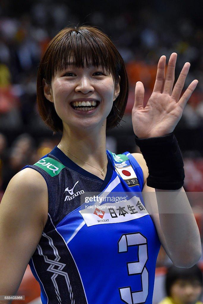 Netherlands v Japan - Women's World Olympic Qualification Tournament