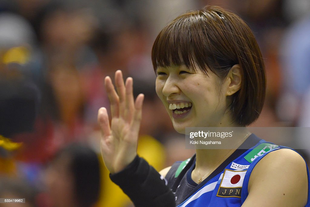 Netherlands v Japan - Women's World Olympic Qualification Tournament : ニュース写真