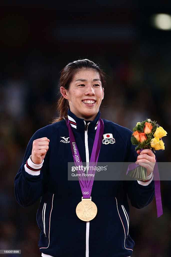 Olympics Day 13 - Wrestling : News Photo