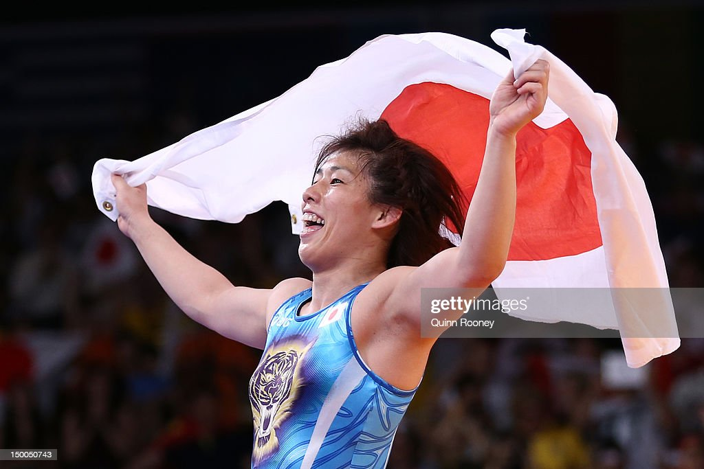 Olympics Day 13 - Wrestling : News Photo