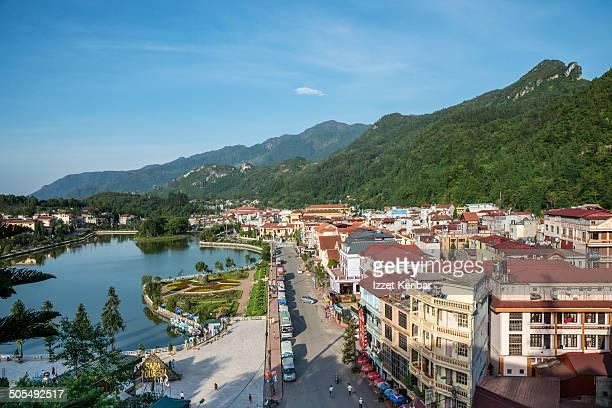 Sapa village Nothern Vietnam