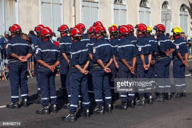 Sapeurs Pompiers de la Bastille,