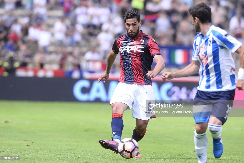 Bologna FC v Pescara Calcio - Serie A