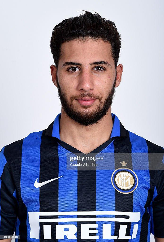 FC Internazionale Official Headshots