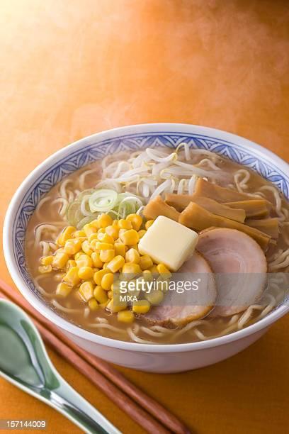 sapporo ramen - shoyu stock photos and pictures