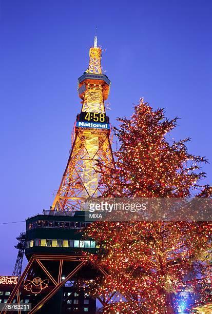 Sapporo TV Tower, Hokkaido, Japan