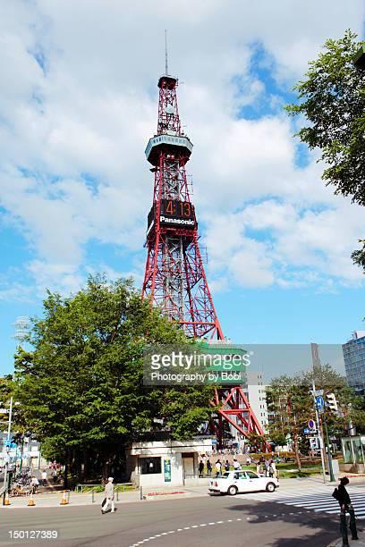 Sapporo TV Tower, Hokkaido
