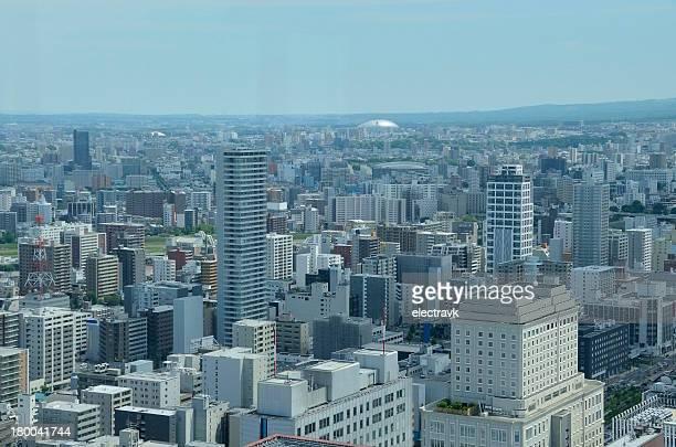Sapporo view