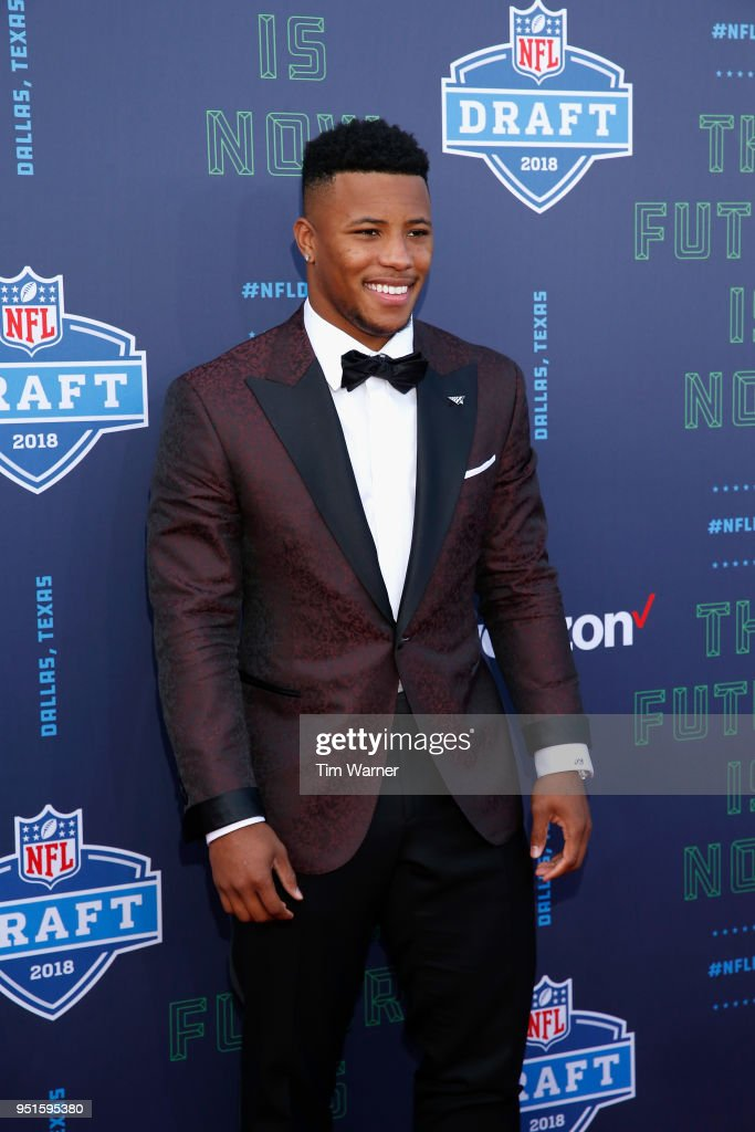 2018 NFL Draft - Red Carpet