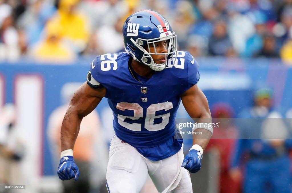 Jacksonville Jaguars v New York Giants : News Photo
