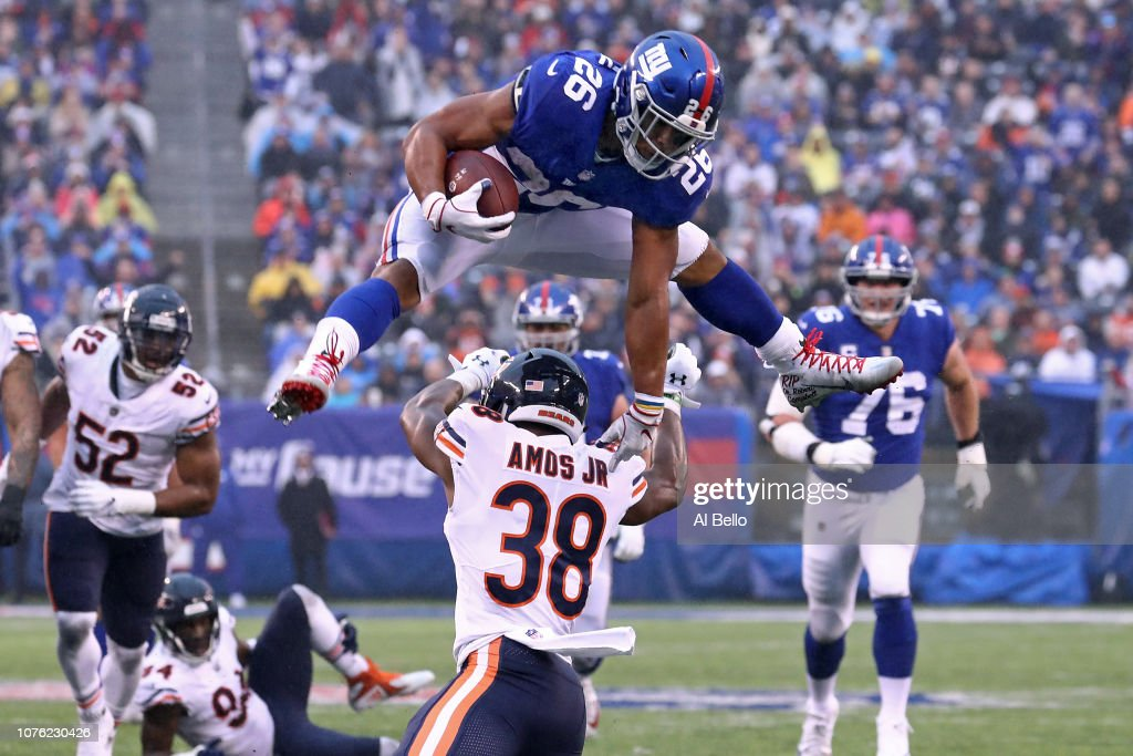 Chicago Bears v New York Giants : News Photo