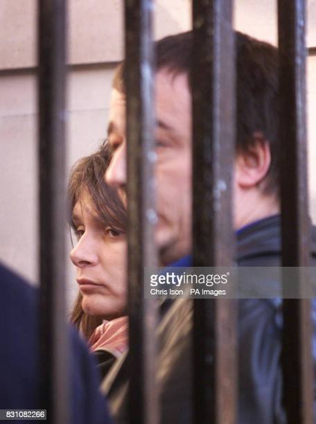 Sara and Michael Payne return to Lewes Crown Court in East Sussex to hear the judge's summing up of the trial of Roy Whiting the man accused of the...