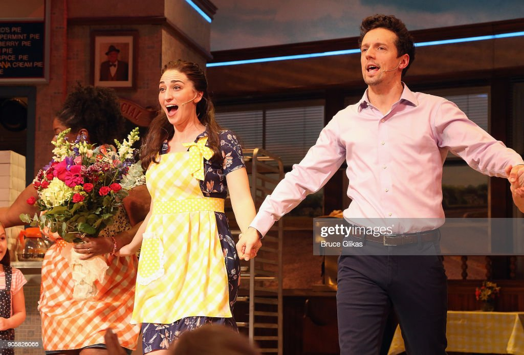 "Sara Bareilles Returns To ""Waitress"" On Broadway"