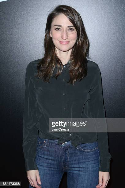 Sara Bareilles attends 'Sunset Boulevard' Opening Night at Palace Theatre on February 9 2017 in New York City
