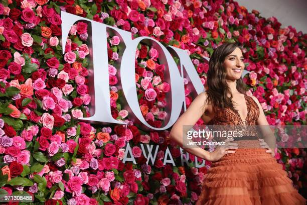 Sara Bareilles attends the 72nd Annual Tony Awards at Radio City Music Hall on June 10 2018 in New York City Photo by Jemal Countess/Getty Images for...