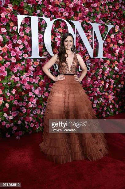 Sara Bareilles attends the 72nd Annual Tony Awards on June 10 2018 in New York City