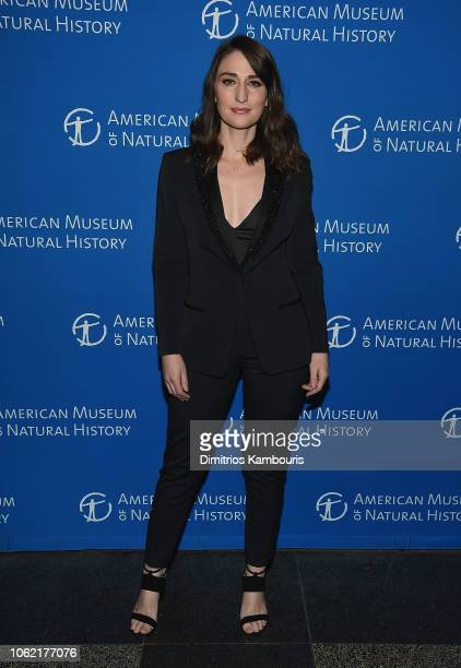 Sara Bareilles attends The American Museum Of Natural History 2018 Gala at American Museum of Natural History on November 15 2018 in New York City