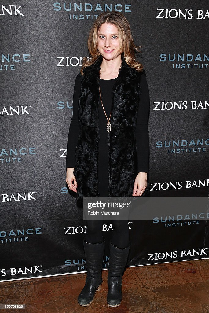 Sara Bernstein attends SLC Gala Reception presented by Zions at Pierpont Place on January 18, 2013 in Salt Lake City, Utah.