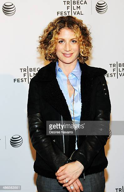 Sara Bernstein attends the Shorts Program City Limits during the 2014 Tribeca Film Festival at AMC Loews Village 7 on April 24 2014 in New York City