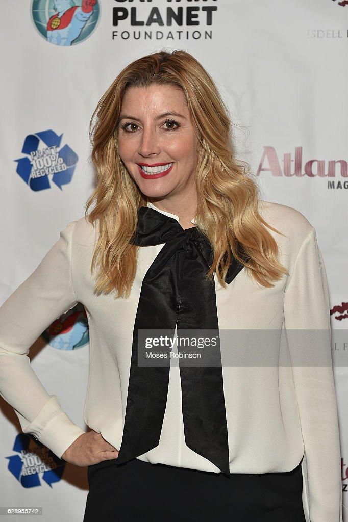 Sara Blakely attends 25th Annual Captain Planet Foundation Gala at Intercontinental Buckhead on December 9, 2016 in Atlanta, Georgia.