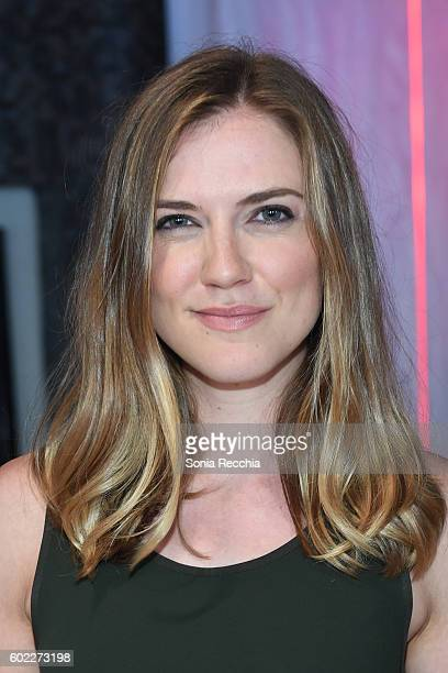 Sara Canning attends W Magazine NKPR IT House x Producers Ball Studio at IT Lounge on September 10 2016 in Toronto Canada