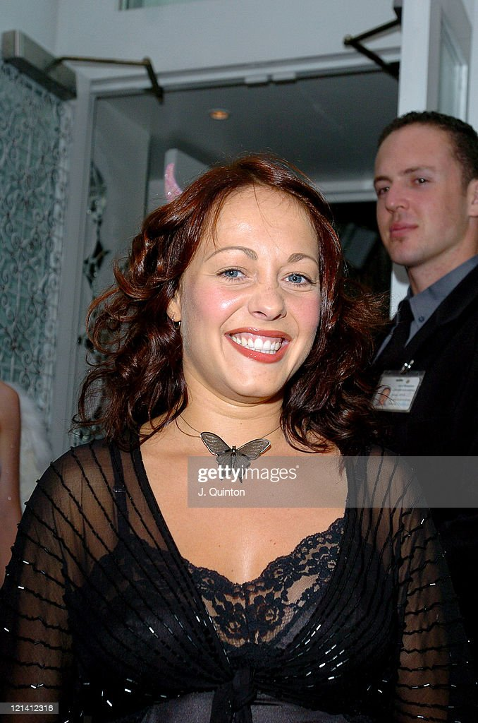 Jennifer Ellison 21st Birthday Party