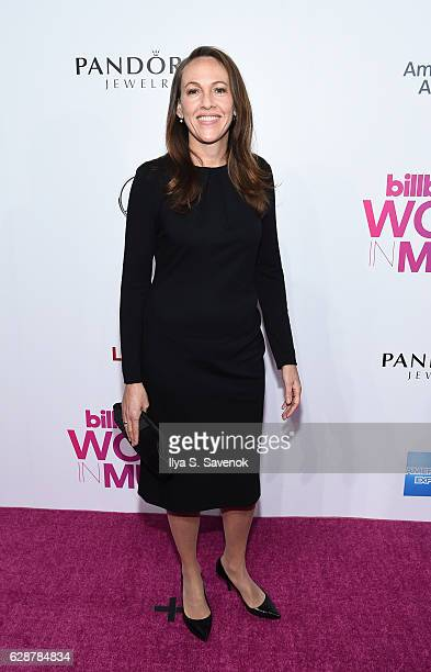 Sara Clemens attends Billboard Women In Music 2016 airing December 12th On Lifetime at Pier 36 on December 9 2016 in New York City