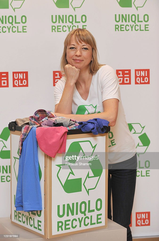 Uniqlo All Product Recycling Initiative