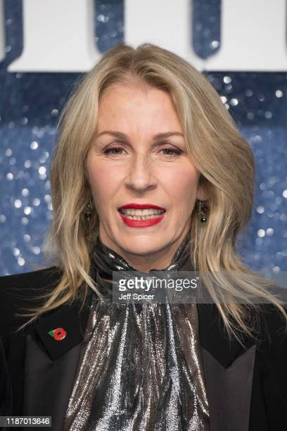 Sara Dallin attends the Last Christmas UK Premiere at BFI Southbank on November 11 2019 in London England