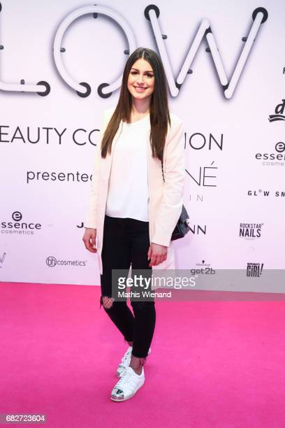 Sara Desideria attends the GLOW The Beauty Convention on May 13 2017 in Duesseldorf Germany