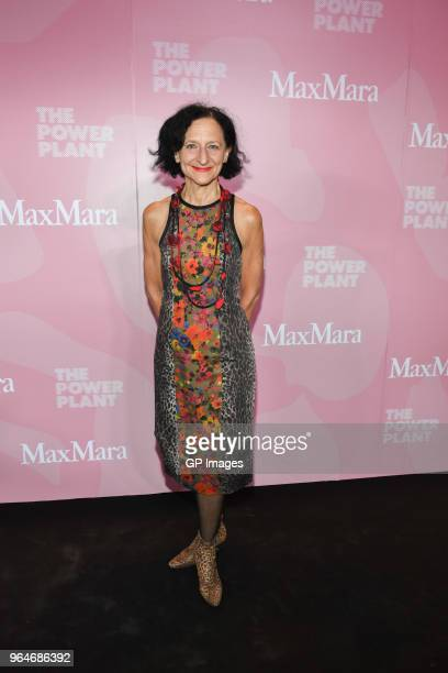 Sara Diamond attends Max Mara Power Ball XX at The Power Plant on May 31 2018 in Toronto Canada