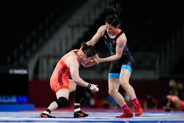 JPN: Wrestling - Tokyo 2020 Olympics - Day 11