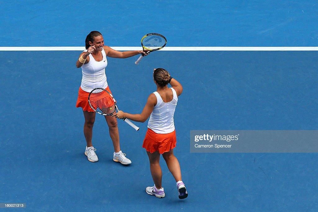 2013 Australian Open - Day 12 : News Photo