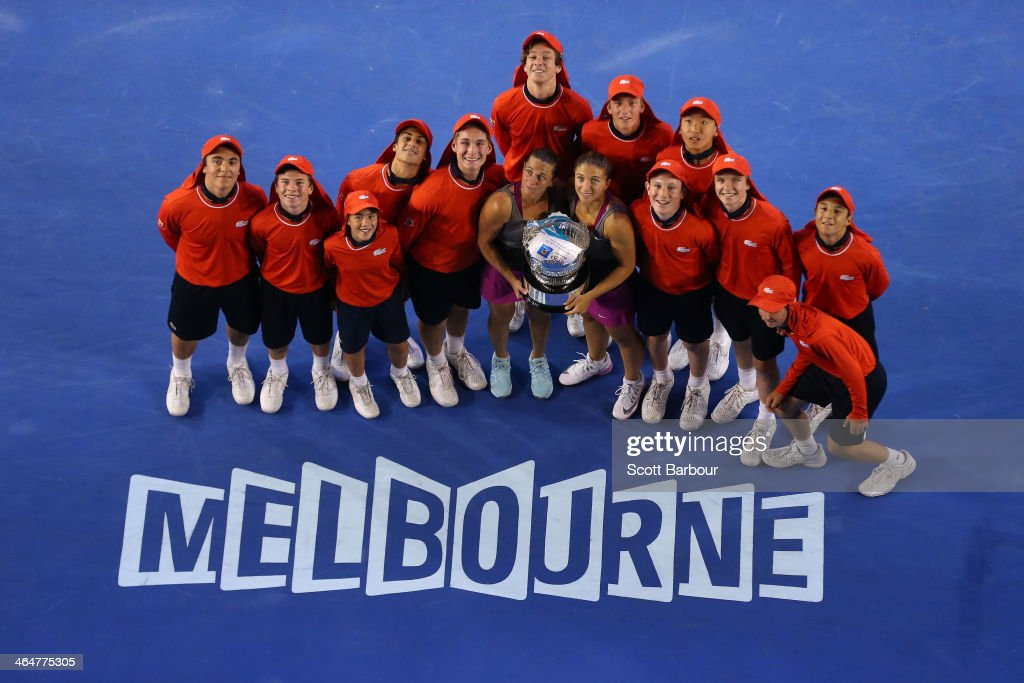 2014 Australian Open - Day 12 : News Photo