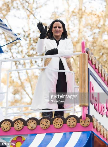 Sara Evans attends the 91st Annual Macy's Thanksgiving Day Parade on November 23 2017 in New York City