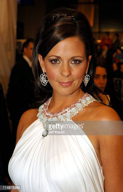 Sara Evans during The 39th Annual CMA Awards Red Carpet at Madison Square Garden in New York City New York United States
