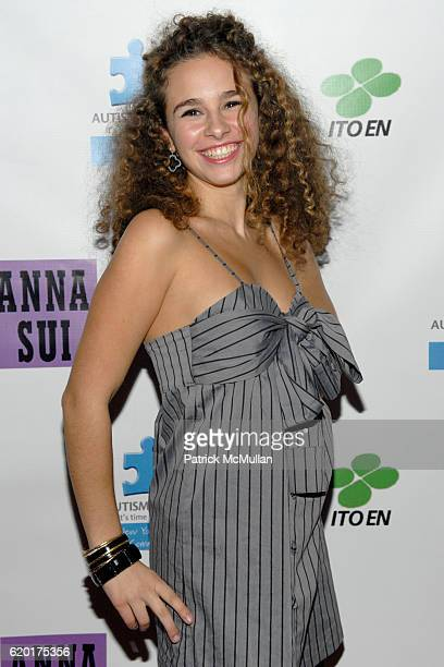 Sara Foresi attends Party 4 a Cause at The Ultra on November 8 2008 in New York City