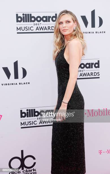 Sara Foster arrives at the 2017 Billboard Music Awards presented by Virginia Black at TMobile Arena on May 21 2017 in Las Vegas Nevada