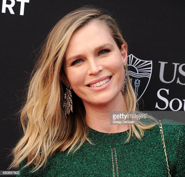 Sara Foster arrives at the 3rd Biennial Rebels With A Cause Fundraiser at Barker Hangar on May 11, 2016 in Santa Monica, California.