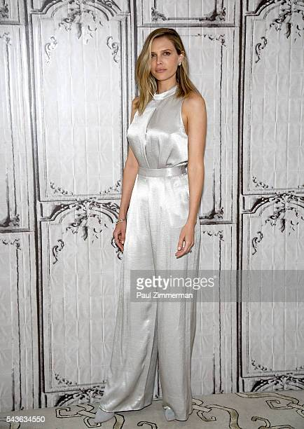 """Sara Foster attends AOL Build Presents -Erin Foster And Sara Foster From VH1's """"Barely Famous"""" at AOL Studios In New York on June 29, 2016 in New..."""