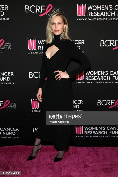 Sara Foster attends The Women's Cancer Research Fund's An Unforgettable Evening Benefit Gala at the Beverly Wilshire Four Seasons Hotel on February...