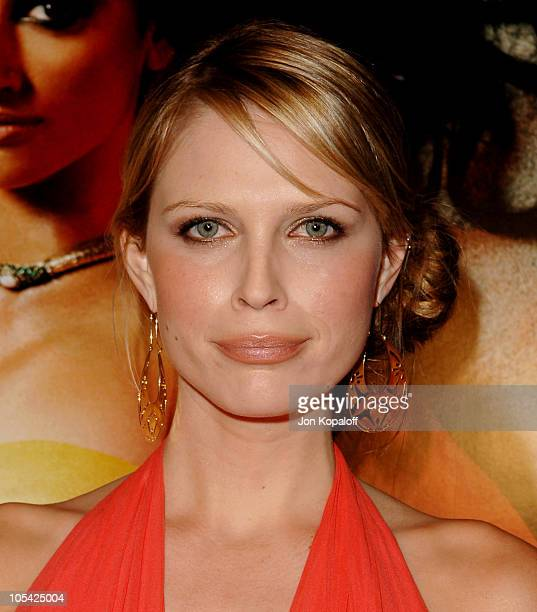 Sara Foster during 'DEBS' Los Angeles Premiere Arrivals at ArcLight Hollywood Theatre in Hollywood California United States